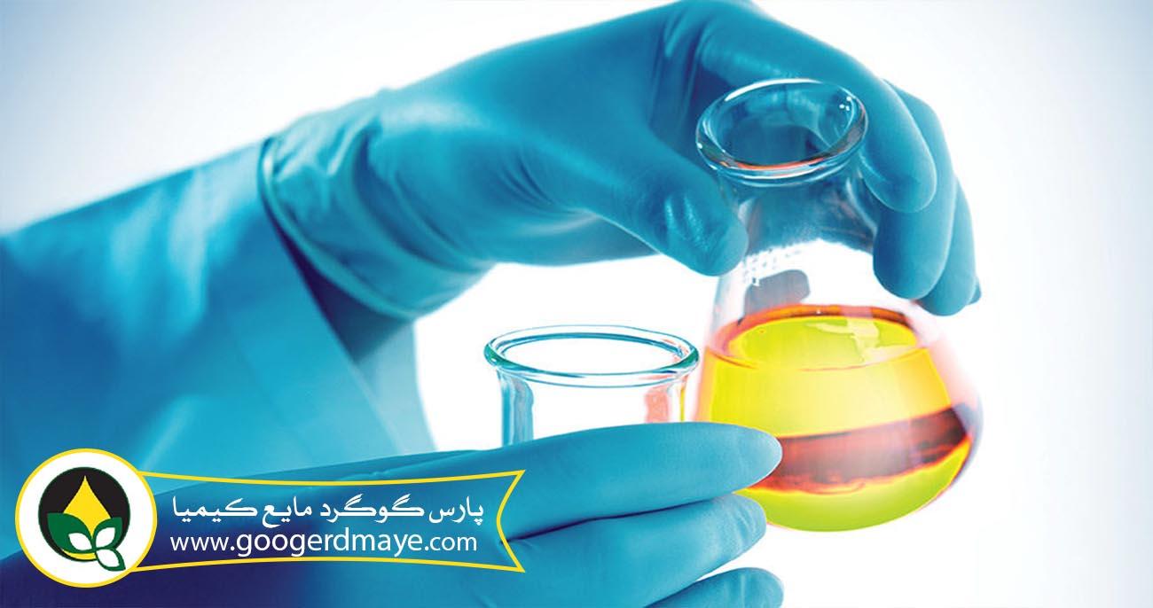 لگاریتم معکوس غلظت یونهای هیدروژن محلول است